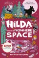 Cover for Hilda and the nowhere space