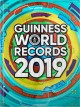 Cover for Guinness world records 2019.