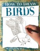 Cover for How to draw birds