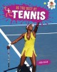 Cover for Be the Best at Tennis