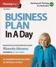 Cover for Business Plan in a Day