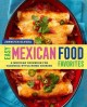 Cover for Easy Mexican food favorites: a Mexican cookbook for taqueria-style home coo...