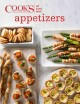 Cover for Cook's Illustrated all-time best appetizers
