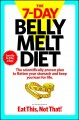 Cover for The 7-day belly melt diet: the scientifically proven plan to flatten your s...