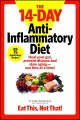 Cover for The 14-day anti-inflammatory diet: heal your gut, prevent disease and slow ...