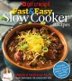 Cover for Get crocked: easy slow cooker recipes