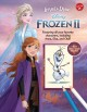 Cover for Learn to draw Disney Frozen 2