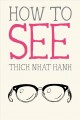 Cover for How to see
