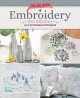 Cover for Big Book of Embroidery: 250 Stitches With 29 Creative Projects