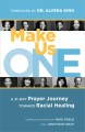 Cover for Make Us One: A 31-Day Prayer Journey Toward Racial Healing