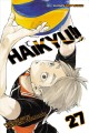 Cover for Haikyu!! Volume 27, An oppurtunity accepted