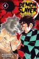Cover for Demon slayer = Kimetsu no yaiba. Volume 4, Robust blade