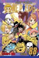 Cover for One piece. Vol. 88, New world. Part 28: Lion