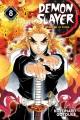 Cover for Demon slayer = Kimetsu no yaiba. Volume 8, The strength of the hashira