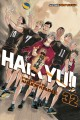 Cover for Haikyu!! 32, Pitons