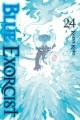 Cover for Blue Exorcist 24