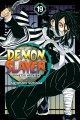 Cover for Demon slayer. Kimetsu No Yaiba 19, Flapping butterfly wings