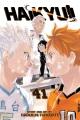 Cover for Haikyu!! Volume 41, The little giant vs.