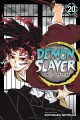 Cover for Demon slayer = Kimetsu no yaiba. 20, The path of opening a steadfast heart
