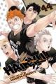 Cover for Haikyu!! Volume 44