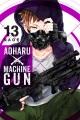 Cover for Aoharu x machinegun. 13