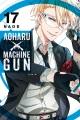 Cover for Aoharu x machinegun. 17