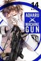 Cover for Aoharu X Machinegun 14