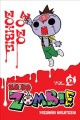 Cover for Zo zo zombie. 2