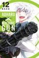Cover for Aoharu x machine gun. 12