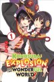 Cover for Konosuba An Explosion on This Wonderful World! 1