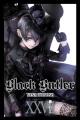 Cover for Black butler. XXVII