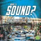 Cover for What is sound?