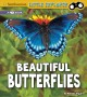Cover for Beautiful butterflies: a 4D book