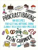 Cover for Procrastibaking: 100 recipes for getting nothing done in the most delicious...