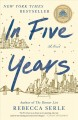 Cover for In five years: a novel