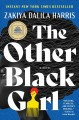 Cover for The other black girl: a novel