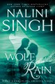 Cover for Wolf rain