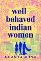 Cover for Well-behaved Indian women