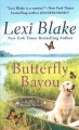 Cover for Butterfly Bayou