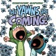 Cover for The Yawns are coming!