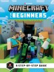 Cover for Minecraft for beginners