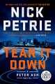 Cover for Tear it down [Large Print]