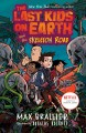 Cover for The last kids on Earth and the skeleton road