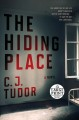 Cover for THE HIDING PLACE: a novel [Large Print]