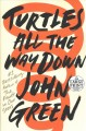 Cover for Turtles all the way down [Large Print]