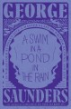 Cover for A swim in a pond in the rain: in which four Russians give a master class on...