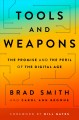 Cover for Tools and weapons: the promise and the peril of the digital age