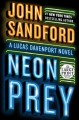 Cover for Neon prey [Large Print]