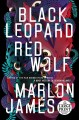 Cover for Black leopard, red wolf [Large Print]