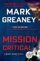 Cover for Mission critical [Large Print]